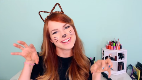 Halloween Hair Tutorials to Inspire a Costume   StyleCaster