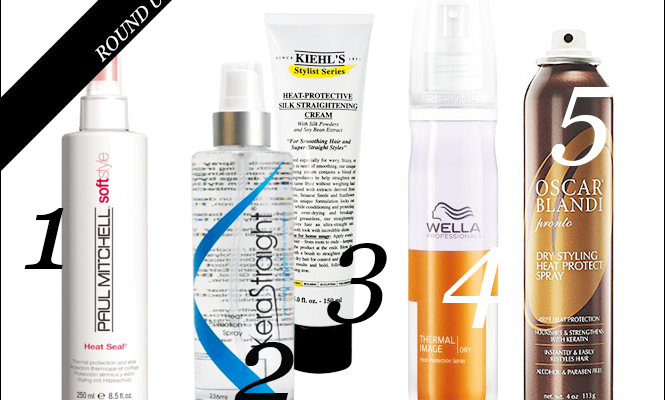 10 Heat Protectant Products to Fight Dry Hair