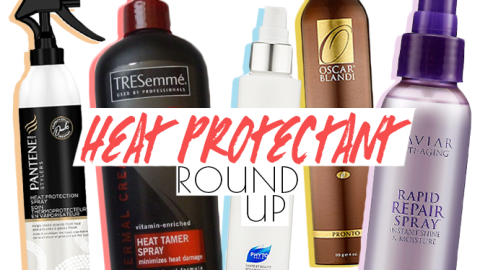 Heat Protectant Spray: Our Top Picks for Shielding Your Strands | StyleCaster