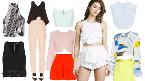 What to Wear With High-Waisted Shorts? | StyleCaster