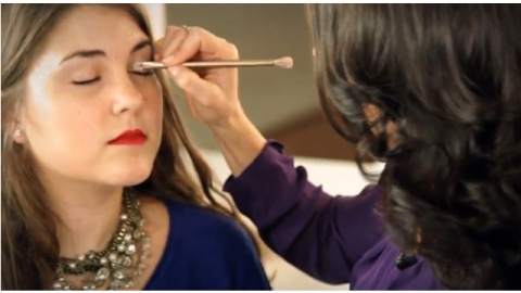 Watch: How to Get an Easy Holiday Makeup Look | StyleCaster