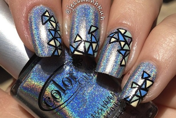 The Hologram Manicure: How to Nail This Look