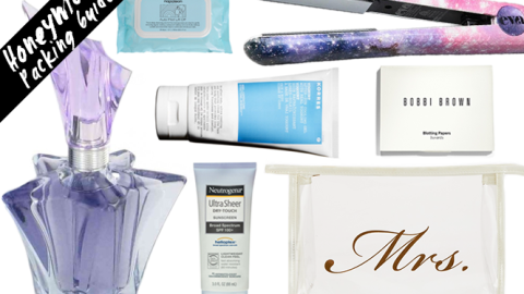 10 Must-Have Beauty Items for Your Honeymoon   StyleCaster