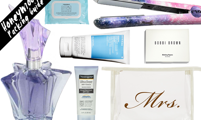 10 Must-Have Beauty Items for Your Honeymoon