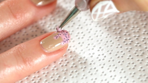 WATCH: How to Get Ice Cream Cone Nails for Summer | StyleCaster
