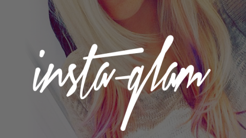 Instagram Insta-Glam: Pink Highlights | StyleCaster