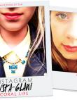 Instagram Insta-Glam: Coral Lips