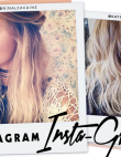 Instagram Insta-Glam: Beachy Waves