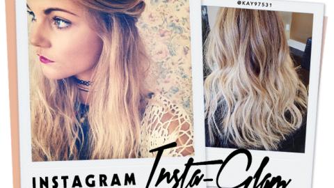 Instagram Insta-Glam: Beachy Waves | StyleCaster