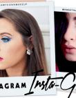 Instagram Insta-Glam: Blue Eyeshadow