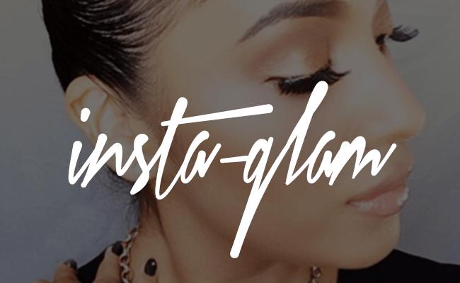 Instagram Insta-Glam: Gold Shadow