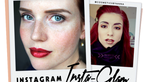 Instagram Insta-Glam: Metallic Lipstick | StyleCaster