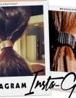Instagram Insta-Glam: Ponytail Cuffs