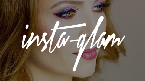 Real Girls Test Drive the Purple Eyeliner Trend | StyleCaster
