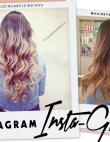 Instagram Insta-Glam: Sombre Highlights