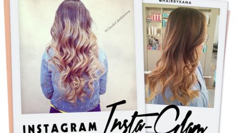 Instagram Insta-Glam: Sombre Highlights   StyleCaster