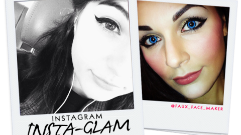 Instagram Insta-Glam: Winged Eyeliner   StyleCaster