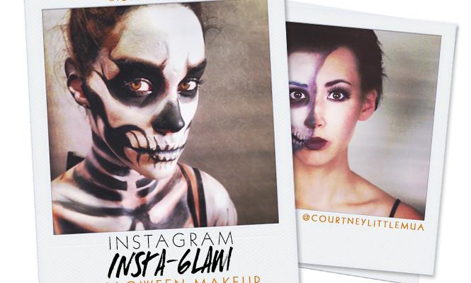 Instagram Insta-Glam: Halloween Makeup