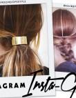 Instagram Insta-Glam: Chic Hair Accessories