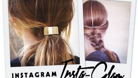 Instagram Insta-Glam: Chic Hair Accessories | StyleCaster