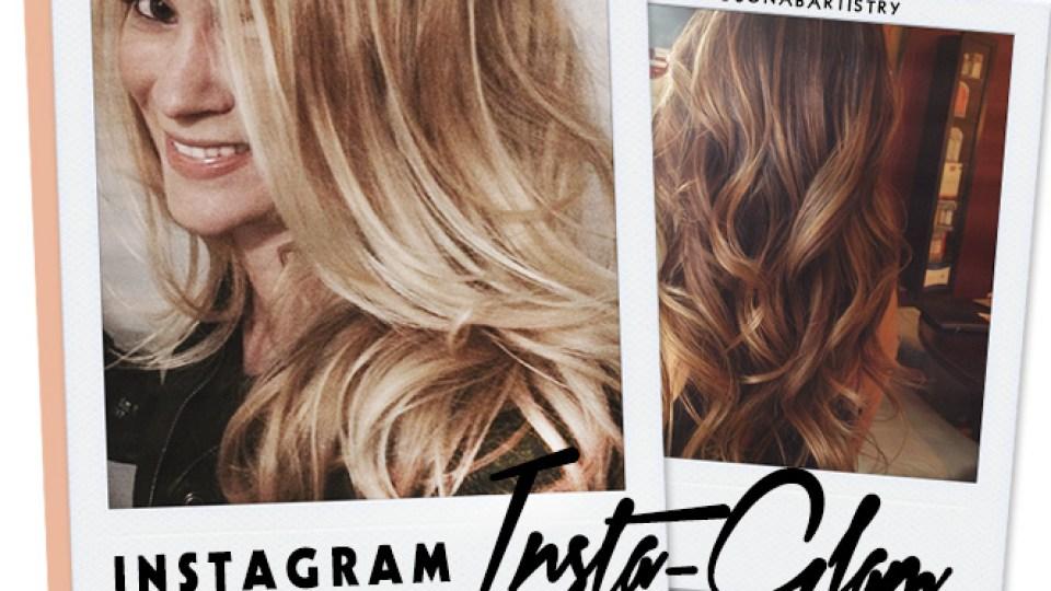 Instagram Insta-Glam: Bayalage Highlights | StyleCaster
