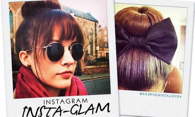 Instagram Insta-Glam: Sock Buns