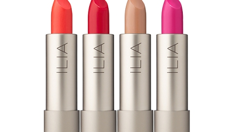 ILIA Beauty: An Organic Lipstick Line Discovered in Canada | StyleCaster
