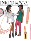Color Stories: Sister-Duo Style Bloggers 'Girls Off Fifth' Show Their Love...