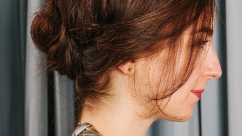 Learn How to Get Amy Adams' Undone Chignon From the 2013 Oscars | StyleCaster