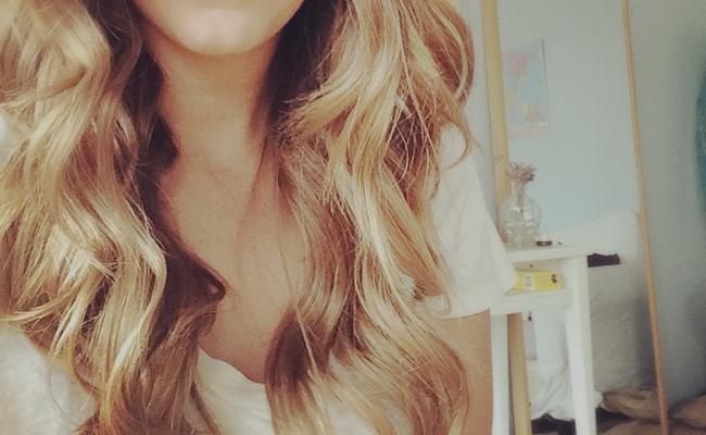 Instagram Insta-Glam: Bronde Hair
