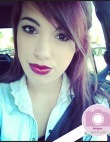 Instagram Insta-Glam: Berry Lips
