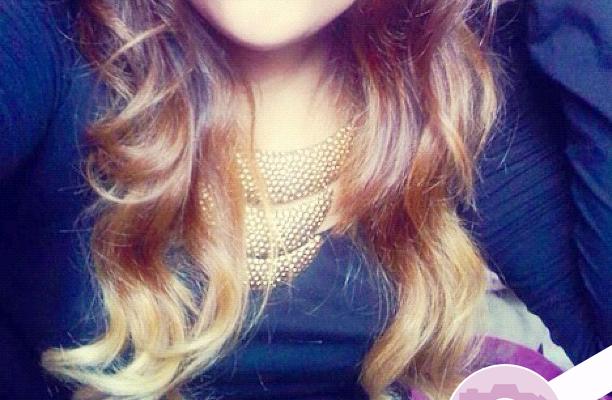 Instagram Insta-Glam: Ombre Hair