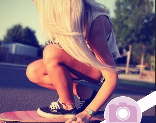 Instagram Insta-Glam: Bleach Blonde Babes