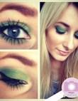 Instagram Insta-Glam: Emerald Eyes