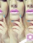 Instagram Insta-Glam: Ombre Lips