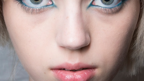 8 Blue Eyeliners to Try Spring's Bright Makeup Trend   StyleCaster