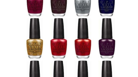 Beauty High's Daily Top 10: OPI's James Bond Nail Polish, Bill Rancic for Rogaine, More   StyleCaster