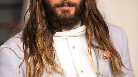 Jared Leto Cut Off His Hair! | StyleCaster