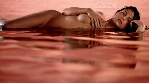 Beauty Buzz: Kim K Did Not Dye Her Hair, Allure's Naked Issue Is Out, More | StyleCaster