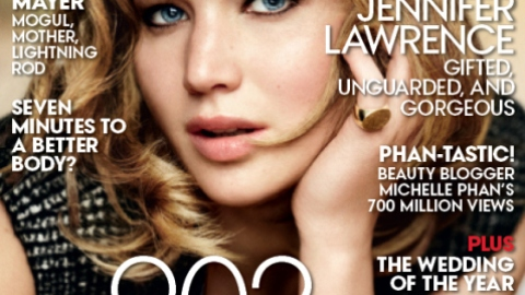 Beauty Buzz: Jennifer Lawrence's Vogue Cover is Out, Nail Polish Remover Requires ID, More | StyleCaster