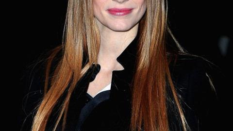 Jessica Chastain Debuts Ombre Hair at Paris Fashion Week | StyleCaster
