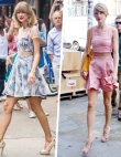 Taylor Swift's Top 40 Street Style Looks