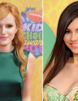 Kids' Choice Awards 2014: Pink Lips, Side-Swept Hair and More