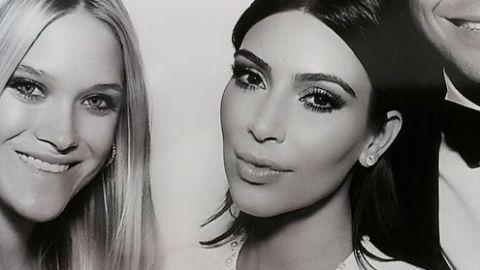 Kim's Wedding Day Makeup, Revealed!   StyleCaster