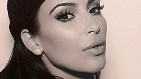 Kim Kardashian Broke the Only Wedding Makeup Rule Every Bride Should Follow | StyleCaster