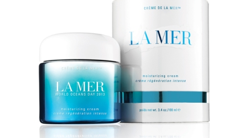 Beauty Buzz: La Mer Releases World Ocean's Day Creme, Are Luxe Lipsticks Worth the Splurge, More   StyleCaster