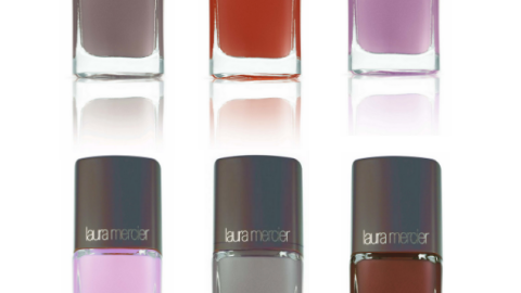 Laura Mercier's Summer Nudes Nail Polish Collection is Just What We Needed | StyleCaster
