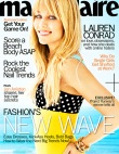 Lauren Conrad's Marie Claire Cover Shoot is Making Us Want Bangs