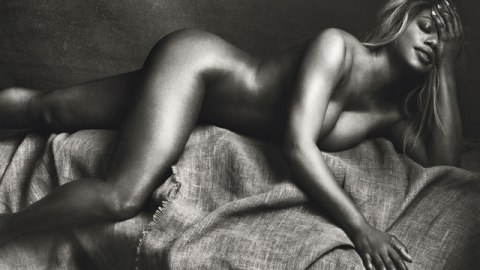 Laverne Cox Strips Down for Allure | StyleCaster
