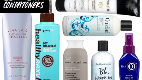Best Leave-In Conditioners For Smooth, Healthy Hair | StyleCaster
